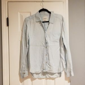 AE Chambray Button Up